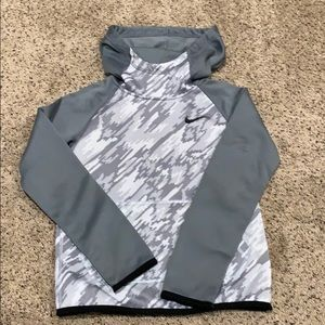 Little boys Nike hoodie